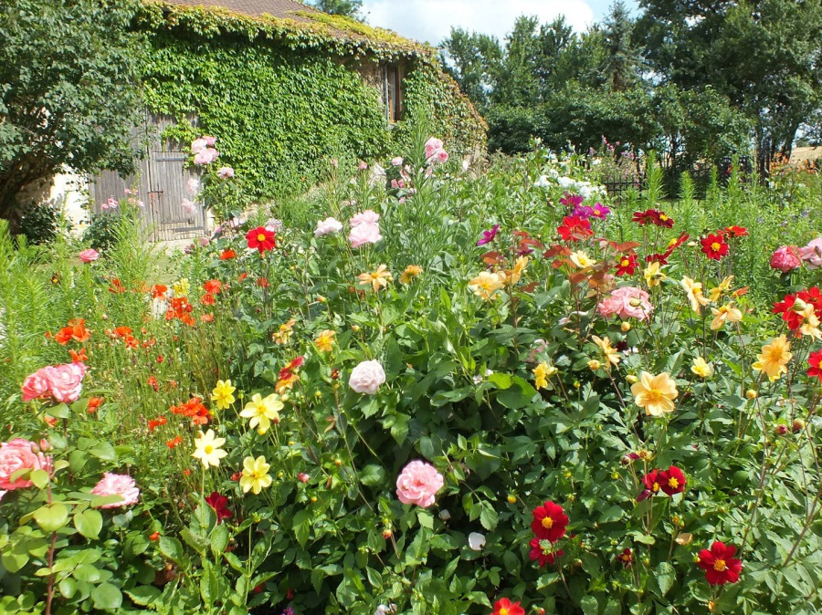 The Gardens Are Very Special To Us And We Work Hard To Ensure There Are  Flower All Summer. We Were Deiighted To Be Awarded 1st In The Local Gardens  ...